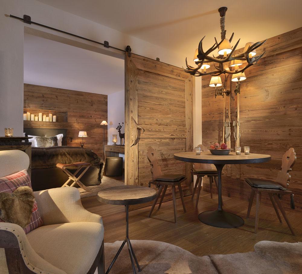 Altholz Vollholzmöbel Massivholz Kitzbühel Tirol - Holzdesign Maier